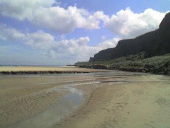 Beach at Benone, Northern ireland
