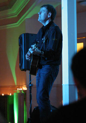 A third picture of Martyn Joseph