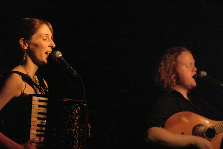 Emily Smith and band at Oran Mor, photo 3